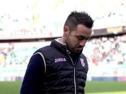 Roberto De Zerbi, tecnico del Palermo. Ansa