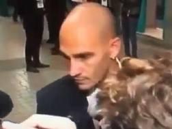 Paolo Cannavaro, 35 anni, difensore del Sassuolo