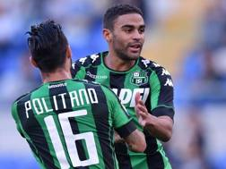 Matteo Politano, 23 anni e  Gregoire Defrel , 25 anni. Lapresse