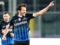 Cristian Raimondi, 35 anni, autore del primo gol. LAPRESSE