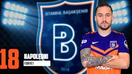 Napoleoni, dalla Promozione alla vetta della Süper Lig. E una carriera tutta a est