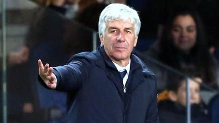 Gian Piero Gasperini, tecnico dell'Atalanta. Forte