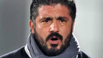 Gennaro Gattuso, 38 anni. Lapresse