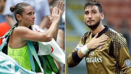 """Gazzetta Sports Awards, la Vinci: """"Rivelazione? Donnarumma mi impressiona"""""""