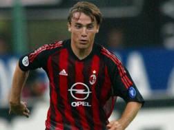 Dario Simic ai tempi del Milan. Omega