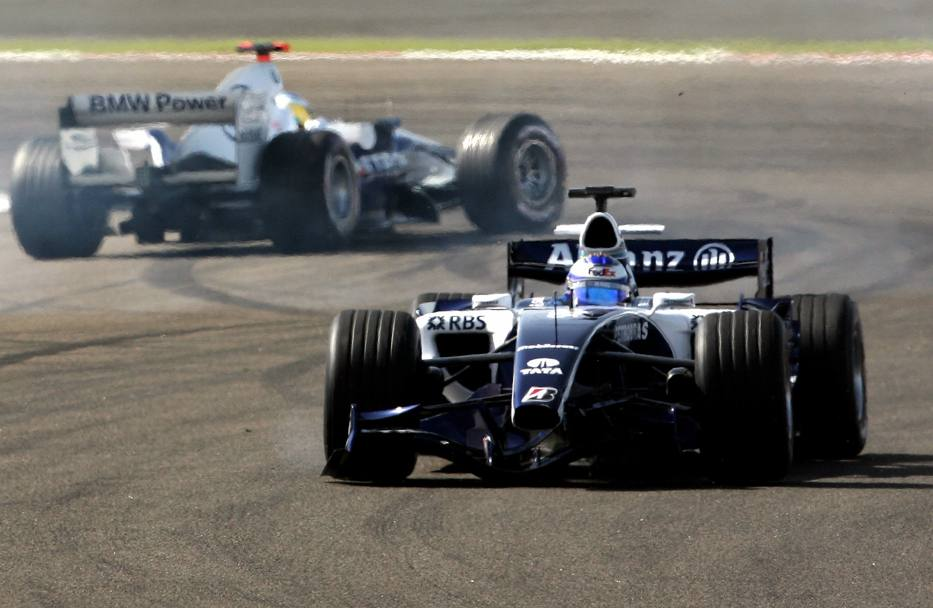 Gp Bahrain 2006, debutto di Nico Rosberg in F1 con il team Williams (Reuters)