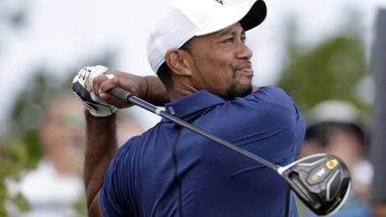 Tiger Woods, 41 anni tra pochi giorni. Ap