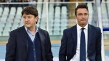 Daniele Sebastiani e Massimo Oddo. GETTY
