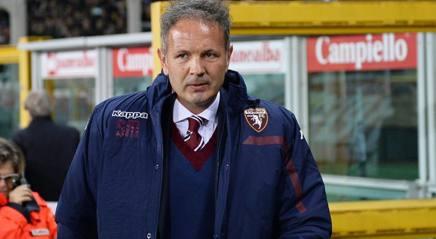 Il tecnico del Torino Sinisa Mihajlovic. Ansa