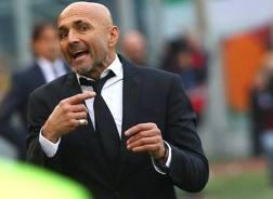 Il tecnico della Roma Luciano Spalletti. Reuters