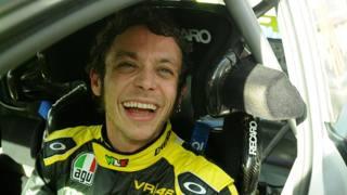Valentino Rossi, 37 anni. Fotogramma