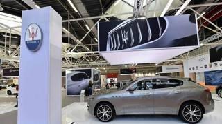 Il SUV Maserati Levante tra i protagonisti del Motor Show 2016