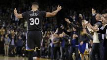 Stephen Curry, 28 anni. Ap