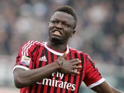 Sulley Ali Muntari, 32 anni, centrocampista ghanese. Reuters