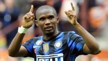 Samuel Eto'o, 35 anni, attaccante camerunese dell'Antalyaspor. Reuters