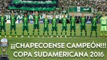 I giocatori della Chapecoense. Twitter