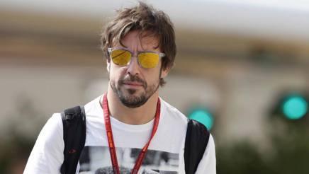 Fernando Alonso, 35 anni, due titoli iridati in F1. Lapresse