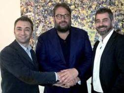 Faggiano dopo l'accordo col Parma calcio
