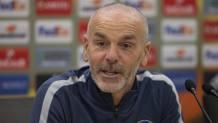 Stefano Pioli, 51 anni, allenatore dell'Inter. Epa