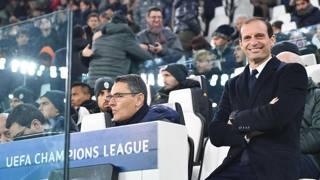 Massimiliano Allegri, tecnico della Juventus. Ansa