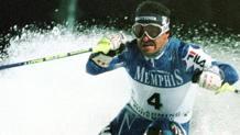 Alberto Tomba in una foto del 1998. Ap
