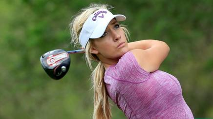 Paige Spiranac, 23 anni. Getty