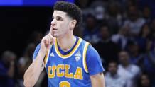Lonzo Ball, 19 anni, prima stagione a UCLA. Afp
