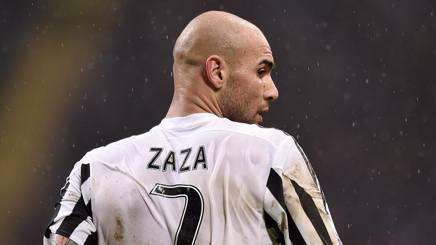 Simone Zaza, 25 anni, attaccante della Juventus, in prestito al West Ham. LaPresse