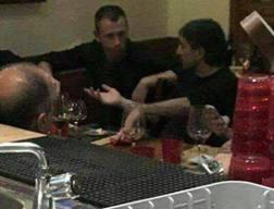 Antonio Cassano e Ivan Juric a cena