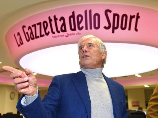 Giacomo Agostini, 74 anni, 15 volte iridato del Motomondiale. Bozzani