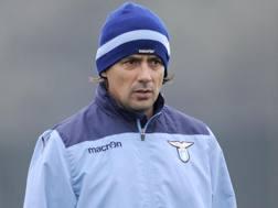 Simone Inzaghi, tecnico della Lazio. Getty