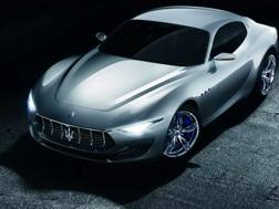 La Maserati Alfieri