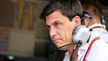 Toto Wolff, 44 anni, team principal Mercedes. Epa
