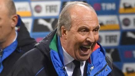 Gian Piero Ventura, 68 anni, c.t. della Nazionale. Ansa
