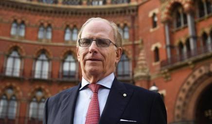 Il professor McLaren, l'uomo del dossier doping russo.