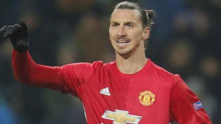 Zlatan Ibrahimovic, 35 anni. Ap