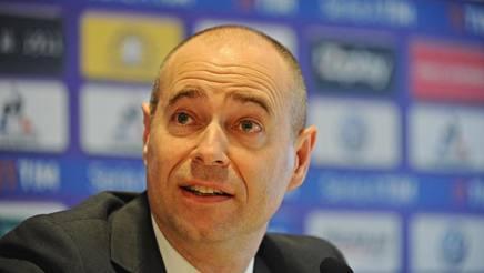 Il g.m. della Fiorentina Andrea Rogg. Ansa