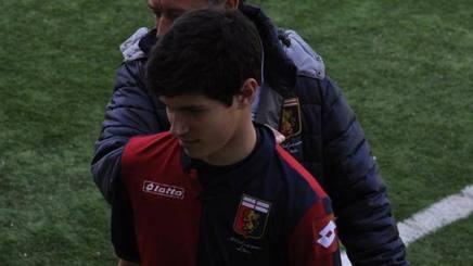 Pietro Pellegri, 15 anni, attaccante del Genoa. Oddi