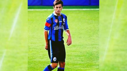 Samuele Birindelli, 17 anni