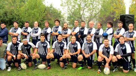 Il Geas Rugby Sesto in posa