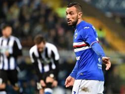 Fabio Quagliarella, 33 anni. Getty