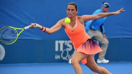 Roberta Vinci passa al secondo turno a Brisbane