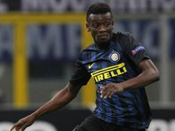 Assane Gnoukouri, centrocampista ivoriano dell'Inter. Getty