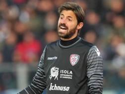 Marco Storari, portiere del Cagliari