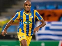 Il difensore brasiliano Carlao, 30 anni