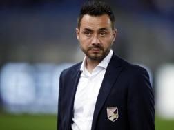 Roberto De Zerbi, 37 anni. Ansa