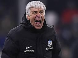 Gian Piero Gasperini, 46 anni. Lapresse