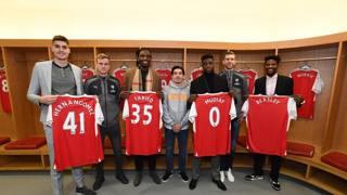 L'Arsenal incontra i Denver Nuggets