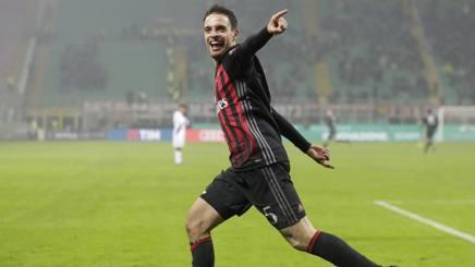 Jack Bonaventura, un assist e un gol contro il Torino. Ap
