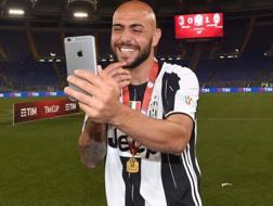 Simone Zaza, 25 anni, attaccante della Juventus. Bozzani